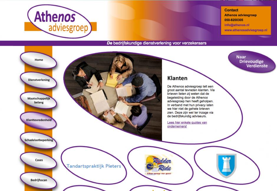 Web-Athenos